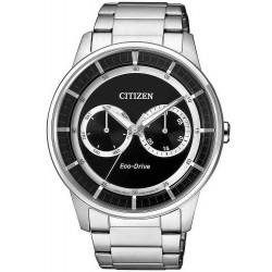 Citizen Herrenuhr Style Eco-Drive BU4000-50E Multifunktions