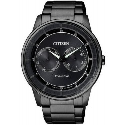 Citizen Herrenuhr Style Eco-Drive BU4005-56H Multifunktions