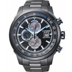 Citizen Herrenuhr Chrono Eco-Drive CA0576-59E