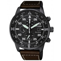 Citizen Herrenuhr Aviator Chrono Eco-Drive CA0695-17E
