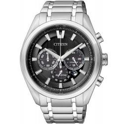 Citizen Herrenuhr Super Titanium Chrono Eco-Drive CA4010-58E