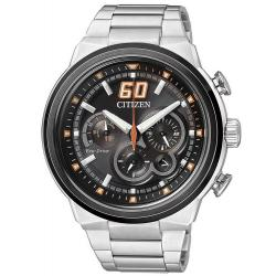 Citizen Herrenuhr Sports Chrono Racing Eco-Drive CA4134-55E