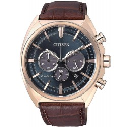 Citizen Herrenuhr Elegant Chrono Eco-Drive CA4283-04L