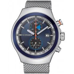 Citizen Herrenuhr Chrono Eco-Drive CA7011-83L