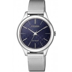 Citizen Damenuhr Lady Eco-Drive EM0500-81L