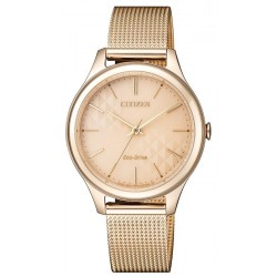 Citizen Damenuhr Lady Eco-Drive EM0503-83X