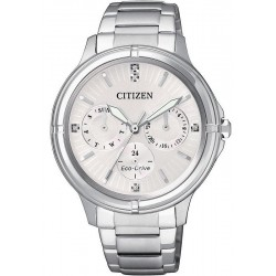 Citizen Damenuhr Elegant Eco-Drive FD2030-51A Multifunktions