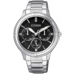 Citizen Damenuhr Elegant Eco-Drive FD2030-51E Multifunktions