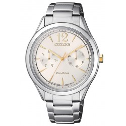 Kaufen Sie Citizen Damenuhr Lady Eco-Drive FD4024-87A Multifunktions