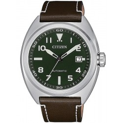 Citizen Herrenuhr Urban Automatik NJ0100-38X