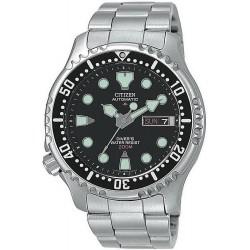 Citizen Herrenuhr Promaster Diver's 200M Automatik NY0040-50E