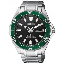 Citizen Herrenuhr Promaster Diver's Automatic Super Titan 200M NY0071-81E