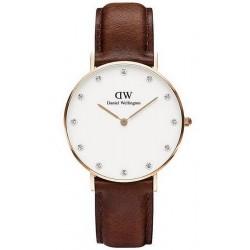 Kaufen Sie Daniel Wellington Damenuhr Classic St Mawes 34MM DW00100075