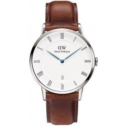 Daniel Wellington Herrenuhr Dapper St Mawes 38MM DW00100087