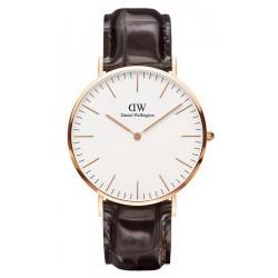 Kaufen Sie Daniel Wellington Herrenuhr Classic York 40MM DW00100011