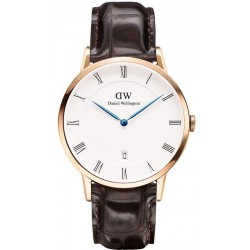 Daniel Wellington Herrenuhr Dapper York 38MM DW00100085