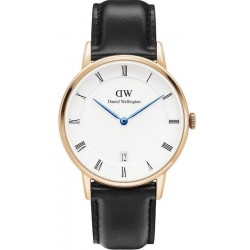 Kaufen Sie Daniel Wellington Unisexuhr Dapper Sheffield 34MM DW00100092