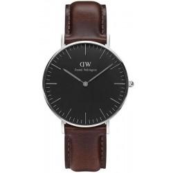 Kaufen Sie Daniel Wellington Unisexuhr Classic Black Bristol 36MM DW00100143