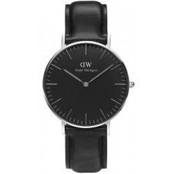 Kaufen Sie Daniel Wellington Unisexuhr Classic Black Sheffield 36MM DW00100145