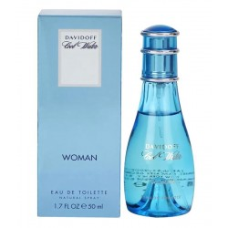 Davidoff Cool Water Damenparfüm Eau de Toilette EDT 50 ml