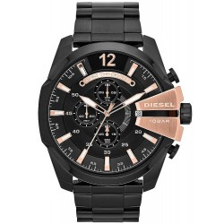 Diesel Herrenuhr Mega Chief DZ4309 Chronograph