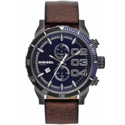 Diesel Herrenuhr Double Down 48 DZ4312 Chronograph
