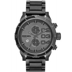 Diesel Herrenuhr Double Down 48 DZ4314 Chronograph