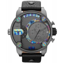 Diesel Herrenuhr Little Daddy DZ7270 Dual Time Chronograph