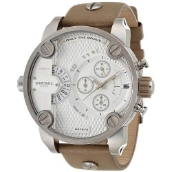 Diesel Herrenuhr Little Daddy DZ7272 Dual Time Chronograph