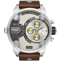 Diesel Herrenuhr Little Daddy DZ7335 Dual Time Chronograph kaufen