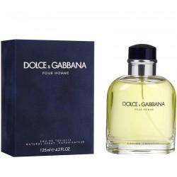 Dolce & Gabbana Pour Homme Herrenparfüm Eau de Toilette EDT Vapo 125 ml