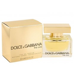 Dolce & Gabbana The One Damenparfüm Eau de Parfum EDP 30 ml