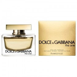 Dolce & Gabbana The One Damenparfüm Eau de Parfum EDP 75 ml