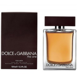 Dolce & Gabbana The One Herrenparfüm Eau de Toilette EDT 100 ml