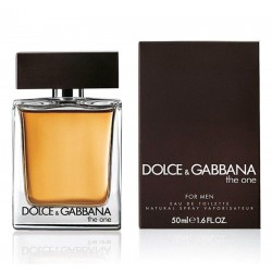 Dolce & Gabbana The One Herrenparfüm Eau de Toilette EDT 50 ml