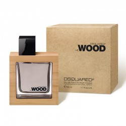 Dsquared2 He Wood Herrenparfüm Eau de Toilette EDT Vapo 50 ml