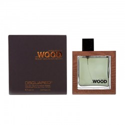 Dsquared2 He Wood Rocky Mountain Wood Herrenparfüm Eau de Toilette EDT Vapo 100 ml