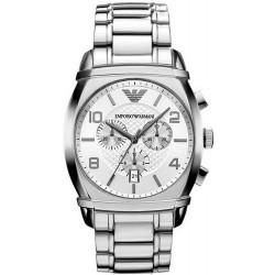 Kaufen Sie Emporio Armani Herrenuhr Carmelo AR0350 Chronograph