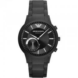 Emporio Armani Connected Herrenuhr Renato ART3001 Hybrid Smartwatch