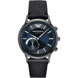 Emporio Armani Connected Herrenuhr Renato ART3004 Hybrid Smartwatch