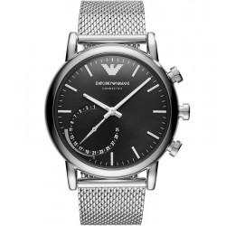 Emporio Armani Connected Herrenuhr Luigi ART3007 Hybrid Smartwatch