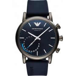 Kaufen Sie Emporio Armani Connected Herrenuhr Luigi ART3009 Hybrid Smartwatch