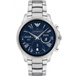 Emporio Armani Connected Herrenuhr Alberto ART5000 Smartwatch