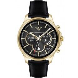 Kaufen Sie Emporio Armani Connected Herrenuhr Alberto ART5004 Smartwatch