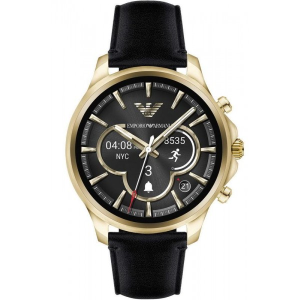 Kaufen Sie Emporio Armani Connected Herrenuhr Alberto ART5004 Smartwatch