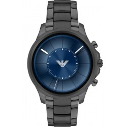Emporio Armani Connected Herrenuhr Alberto ART5005 Smartwatch