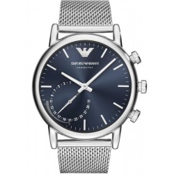 Emporio Armani Connected Herrenuhr Luigi ART9003 Hybrid Smartwatch