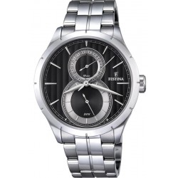 Festina Herrenuhr Retro F16891/6 Quartz