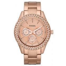 Kaufen Sie Fossil Damenuhr Stella ES3003 Quarz Multifunktions