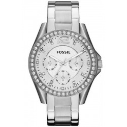 Fossil Damenuhr Riley ES3202 Multifunktions Quarz kaufen